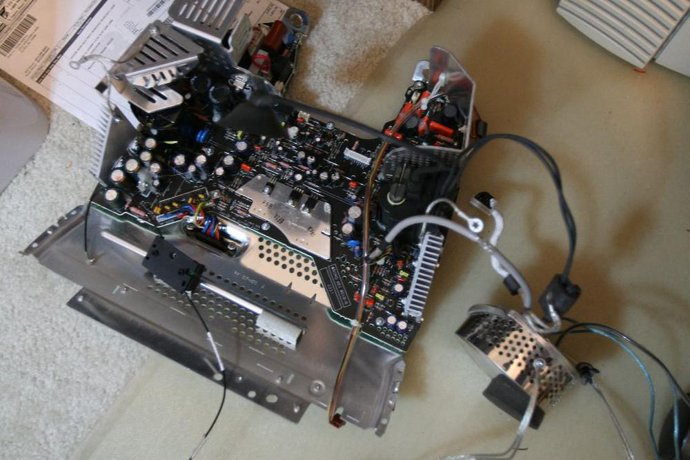 The Broken Analog Board